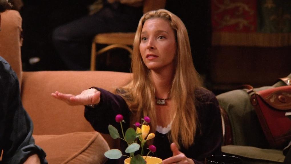 Phoebe Buffay: más que una extravagante hippie — El Blog de Yes