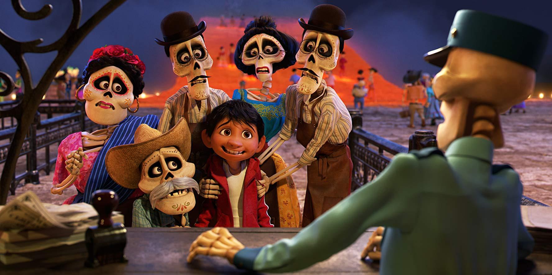 Reseña de la película Coco de Disney Pixar
