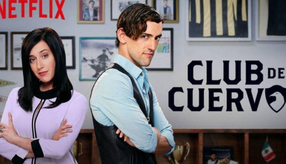 Reseña de la serie de Netflix Club de Cuervos
