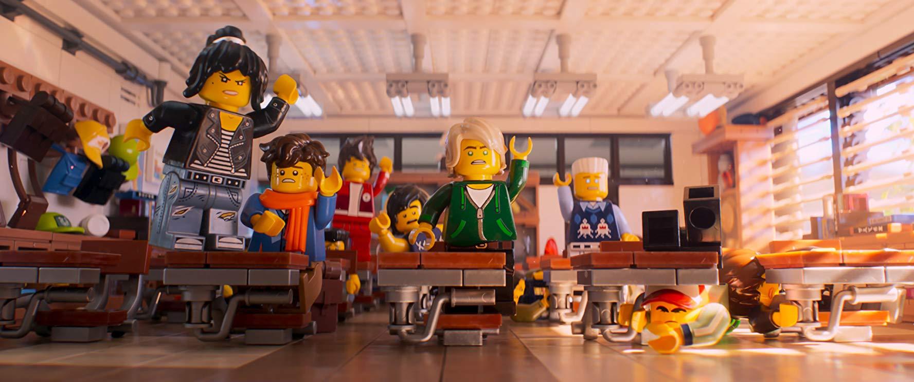 Reseña de Lego Ninjago: La Película - The LEGO Ninjago Movie (2017)