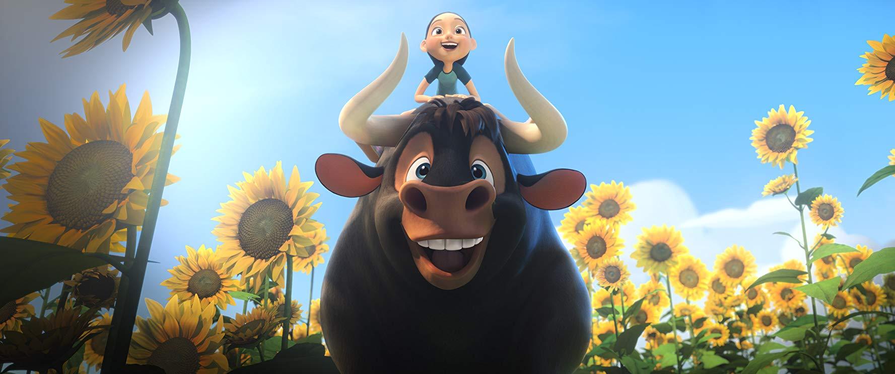 Reseña de la película Ole, El Viaje de Ferdinand – Ferdinand (2017)