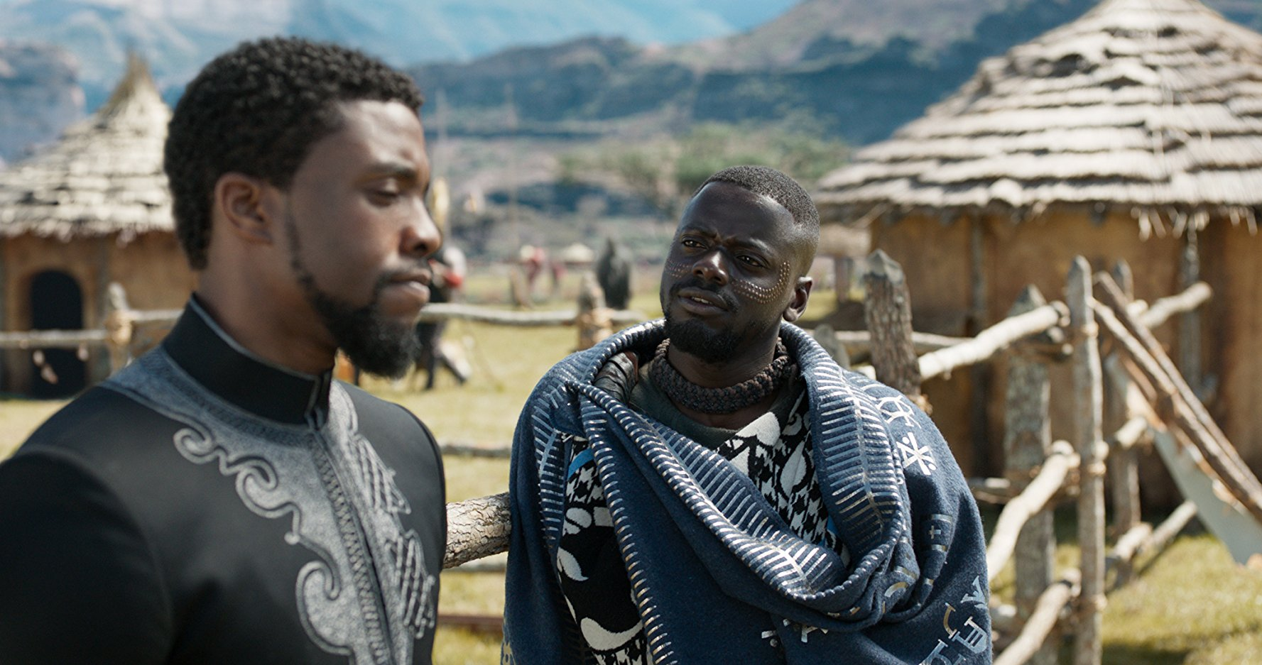 Reseña de la película Pantera Negra - Black Panther (2018)