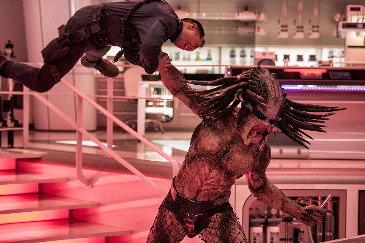 Reseña de la película El Depredador - The Predator (2018)