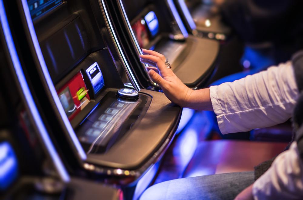 Como funciona una maquina de casino en