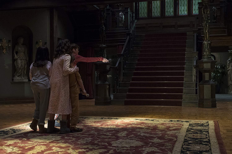 Reseña de la serie La Maldición de Hill House - The Haunting of Hill House (2018)