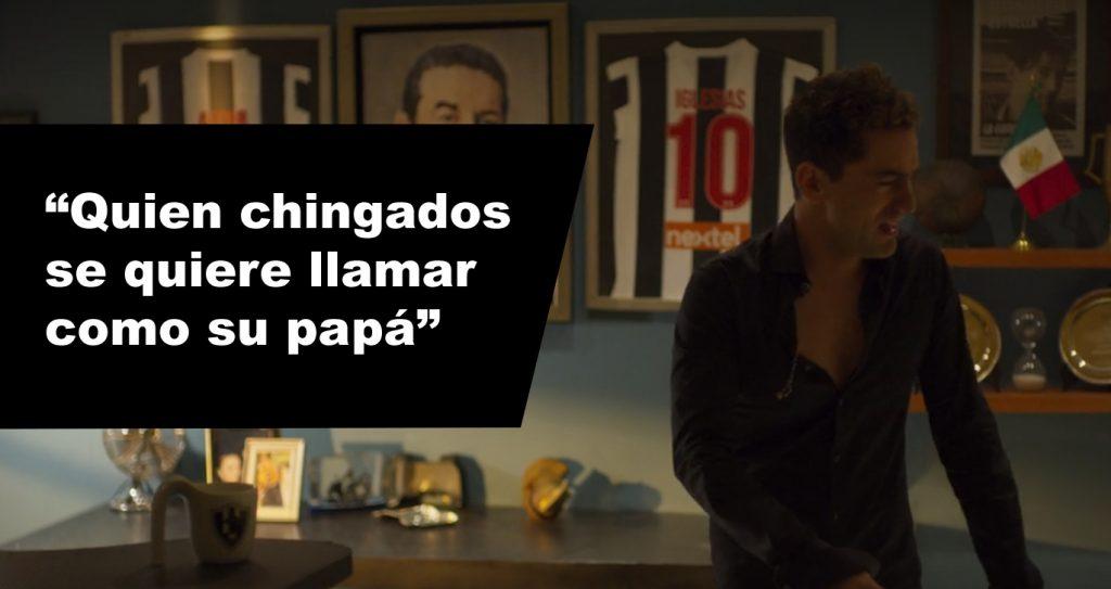 Las Mejores Frases De Chava Iglesias De Club De Cuervos 4