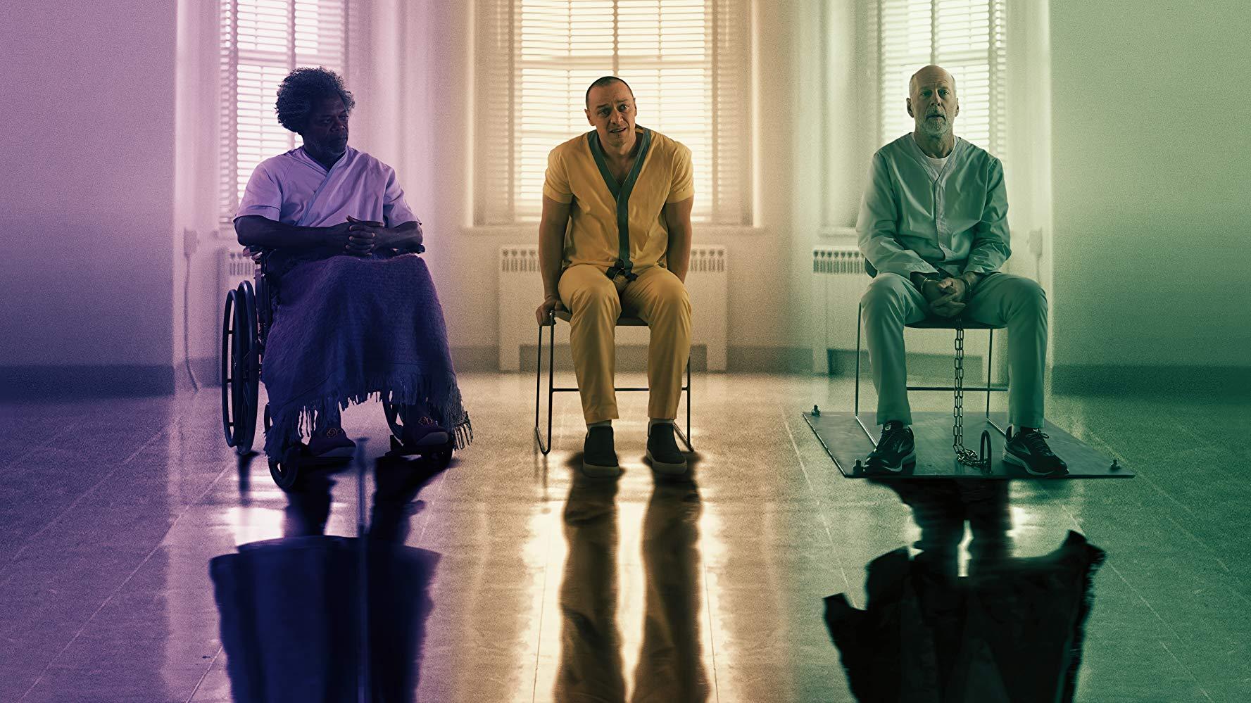 Reseña de la película Glass (2018)