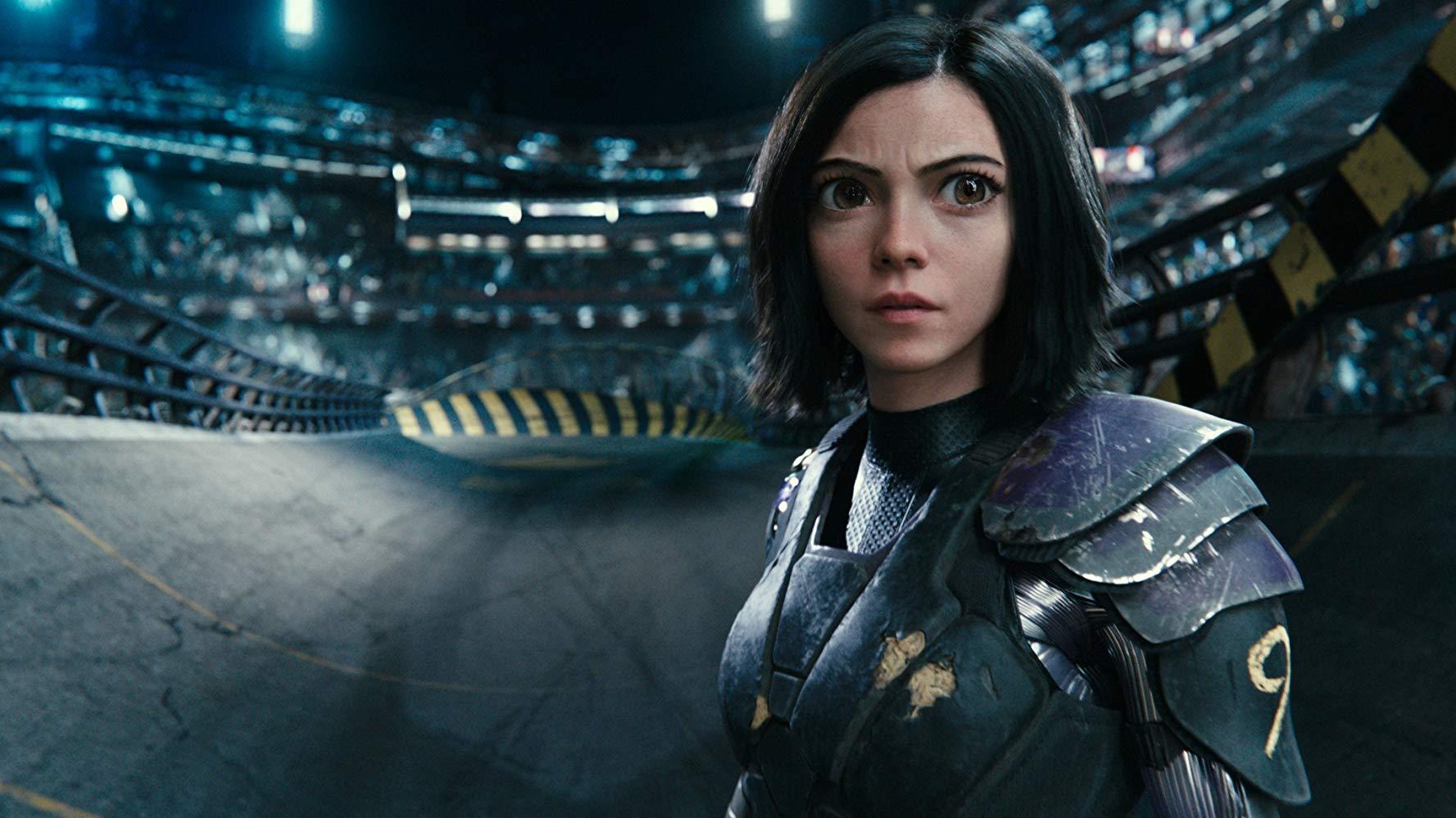 Reseña de la película Battle Angel: La Última Guerrera - Alita: Battle Angel (2019)