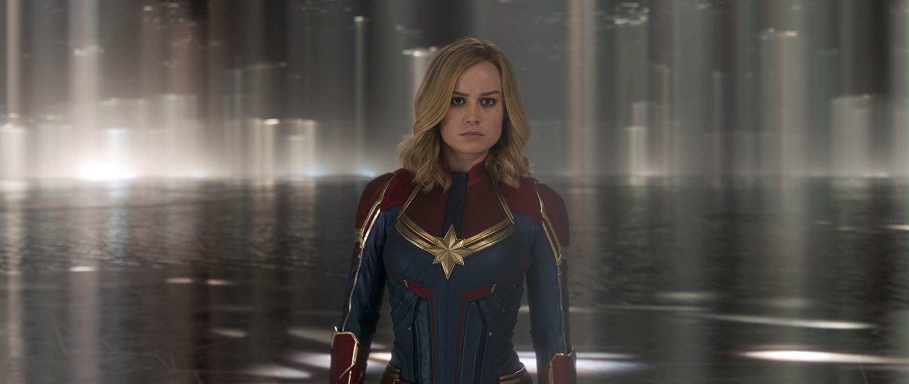 Reseña de la película Capitana Marvel - Captain Marvel (2019)