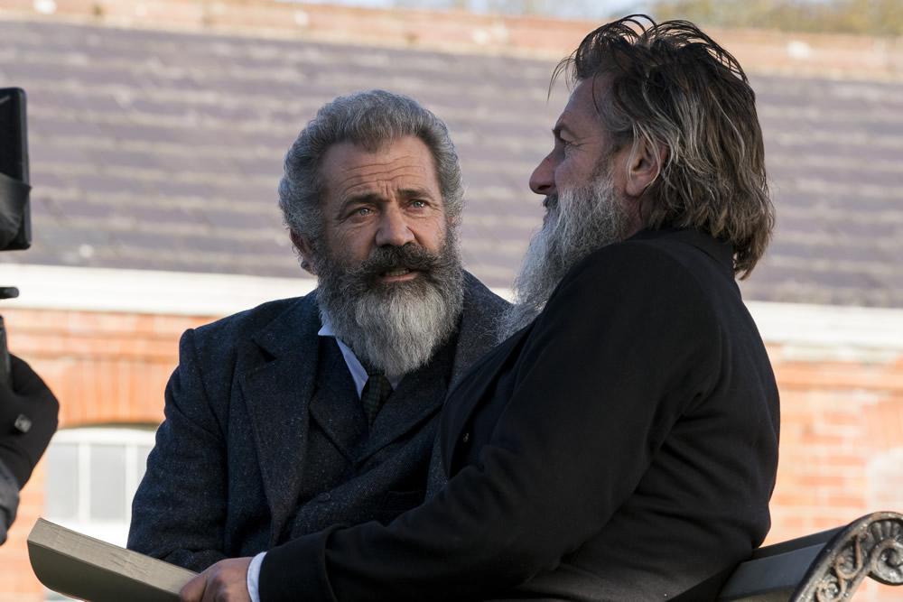 Reseña de la película Entre la Razón y la Locura - The Professor and the Madman (2019)