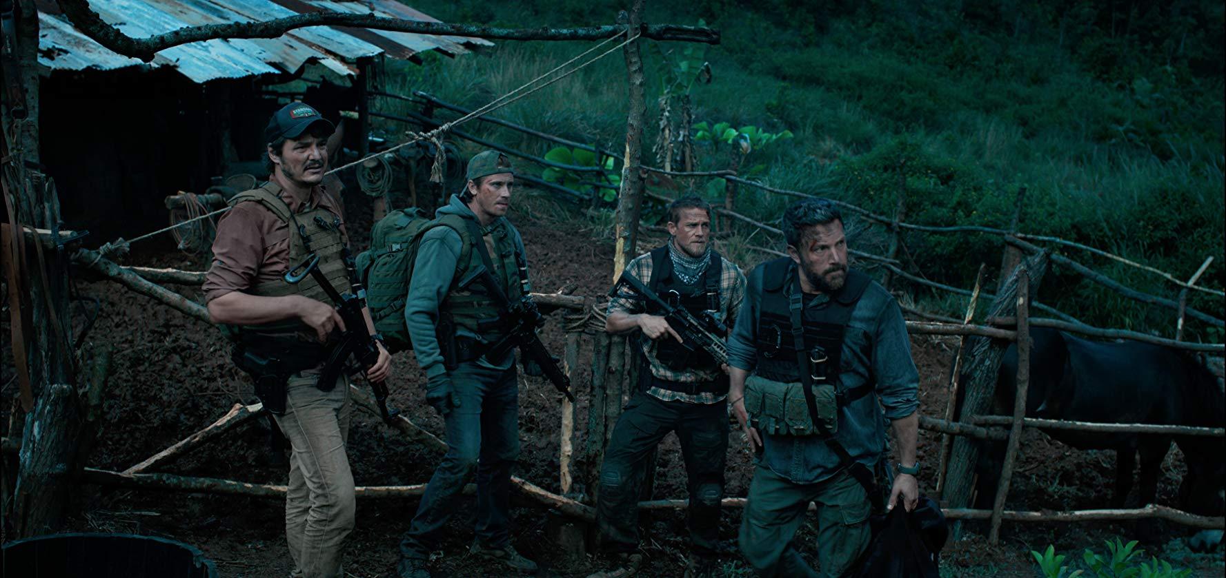Reseña de la película Triple Frontera de Netflix