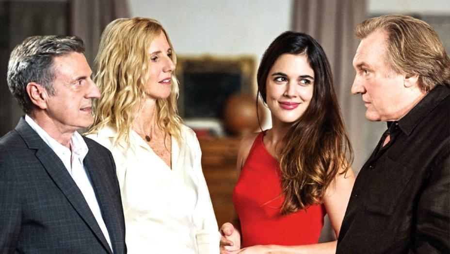 Reseña de la película Enamorado de tu Mujer - Amoureux de ma femme (2018)