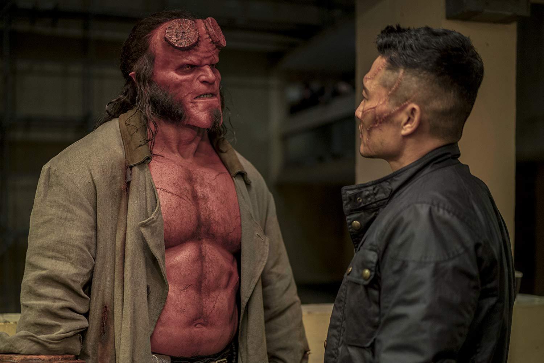 Reseña de la película Hellboy (2019)Reseña de la película Hellboy (2019)