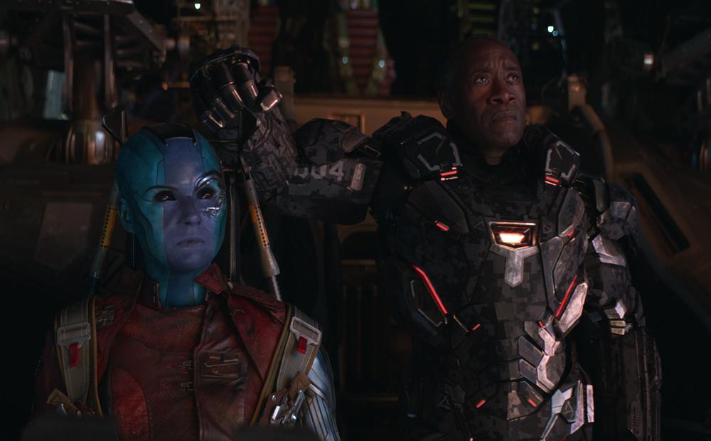Reseña de la película Avengers: Endgame con spoilers