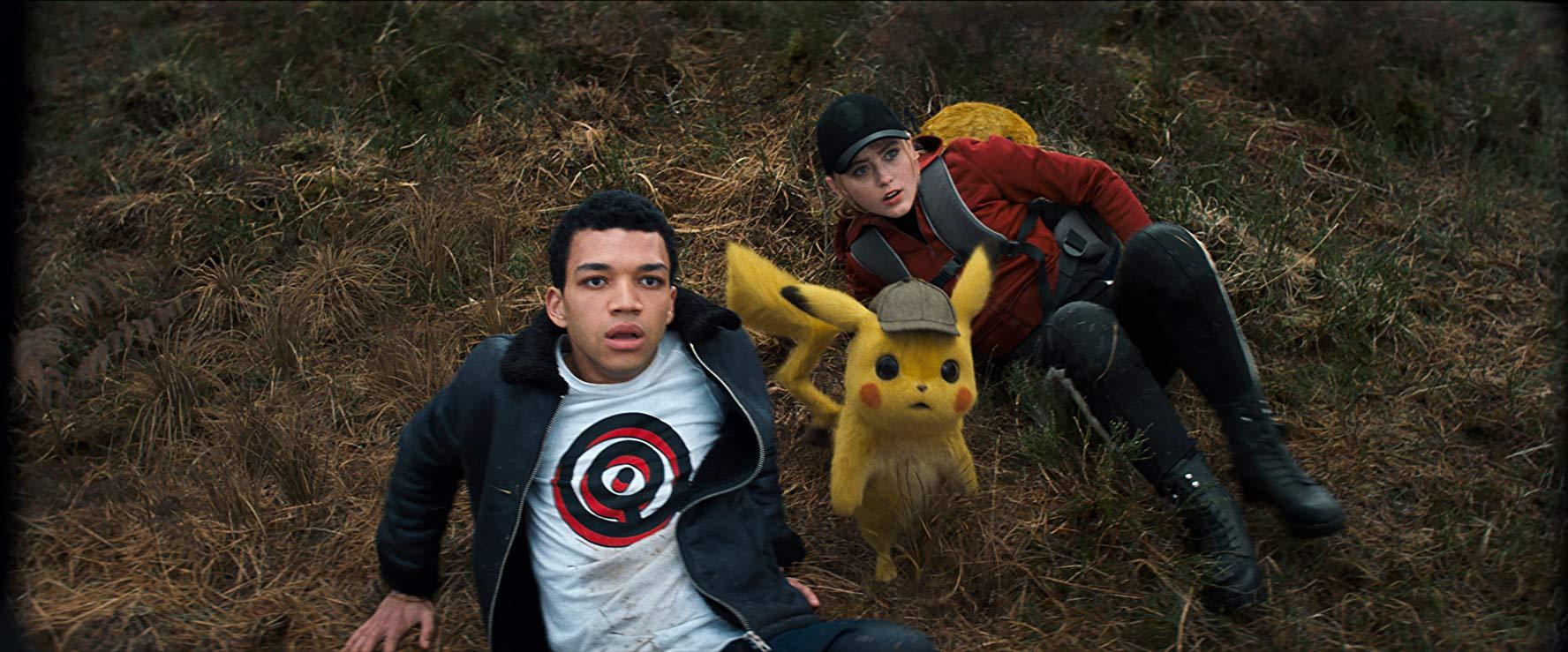 Reseña de la película Detective Pikachu - Pokémon: Detective Pikachu (2019)