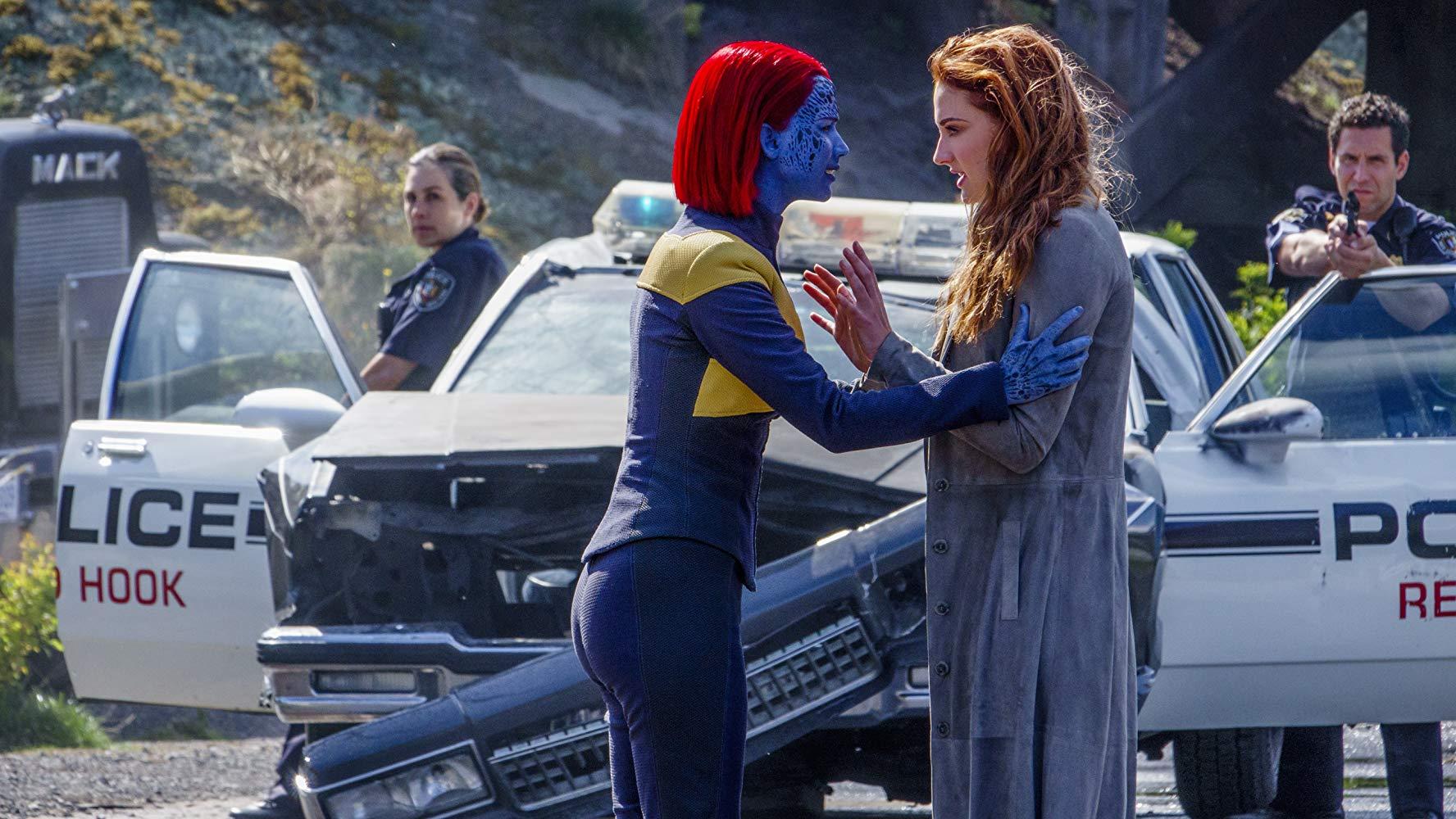 Reseña de la película X-Men: Dark Phoenix - Dark Phoenix (2019)