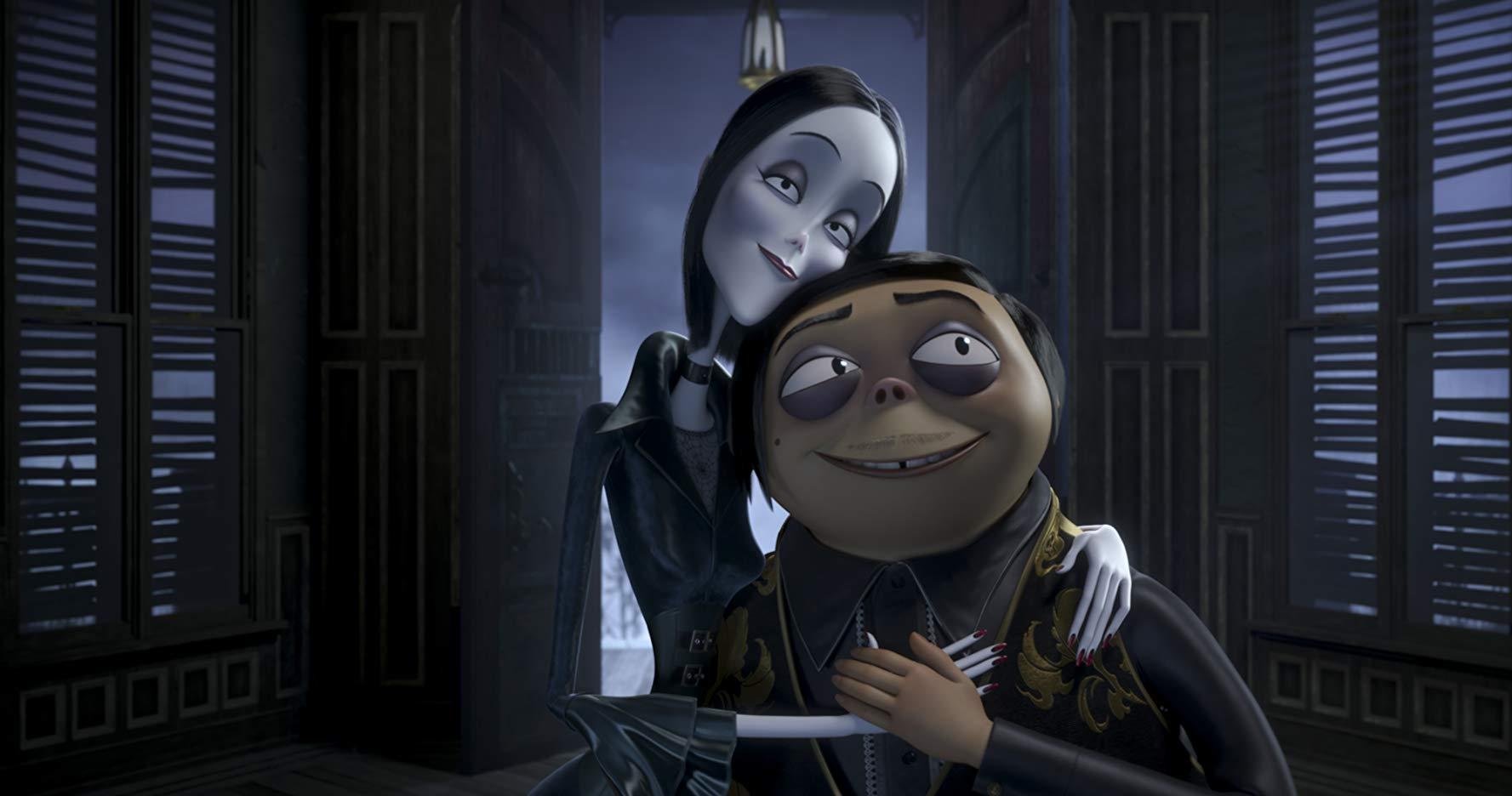 Reseña de la película Los Locos Addams - The Addams Family (2019)