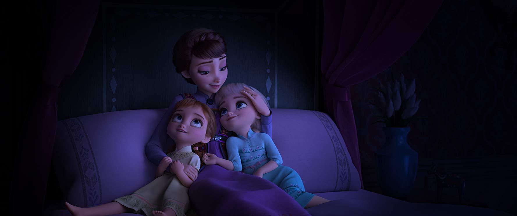 Reseña de la película Frozen 2 - Frozen II (2019)