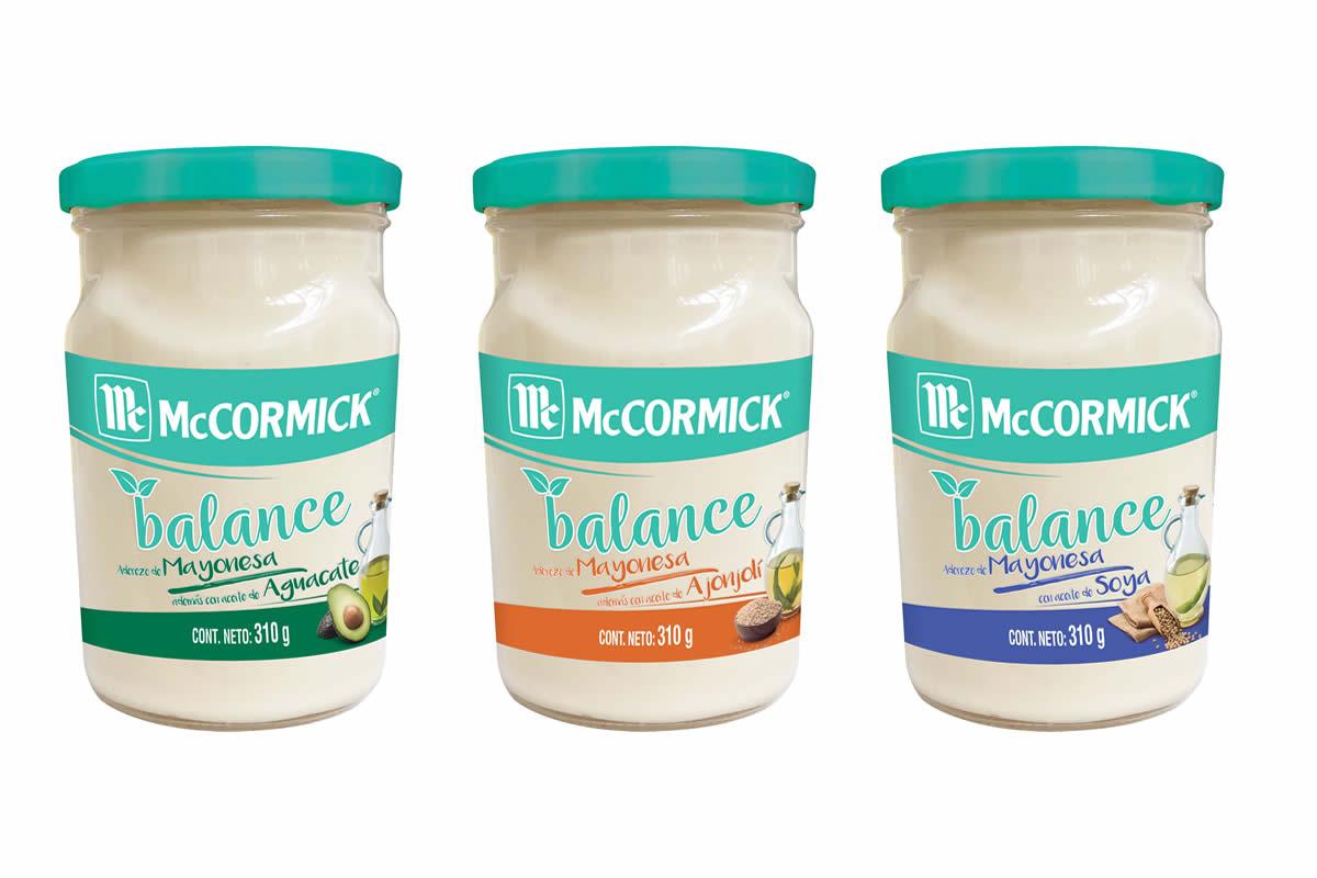 Resultado de imagen de mayonesas balance ajonjoli