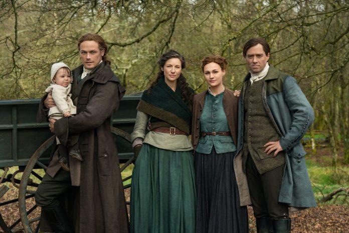 Estrena Fox Premiun Outlander temporada 5
