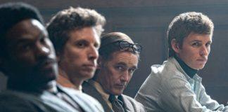 Reseña de la película El juicio de los 7 de Chicago Netflix ¿qué tal está?