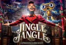 Reseña de la película Jingle Jangle: A Christmas Journey de Netflix ¿qué tal está?