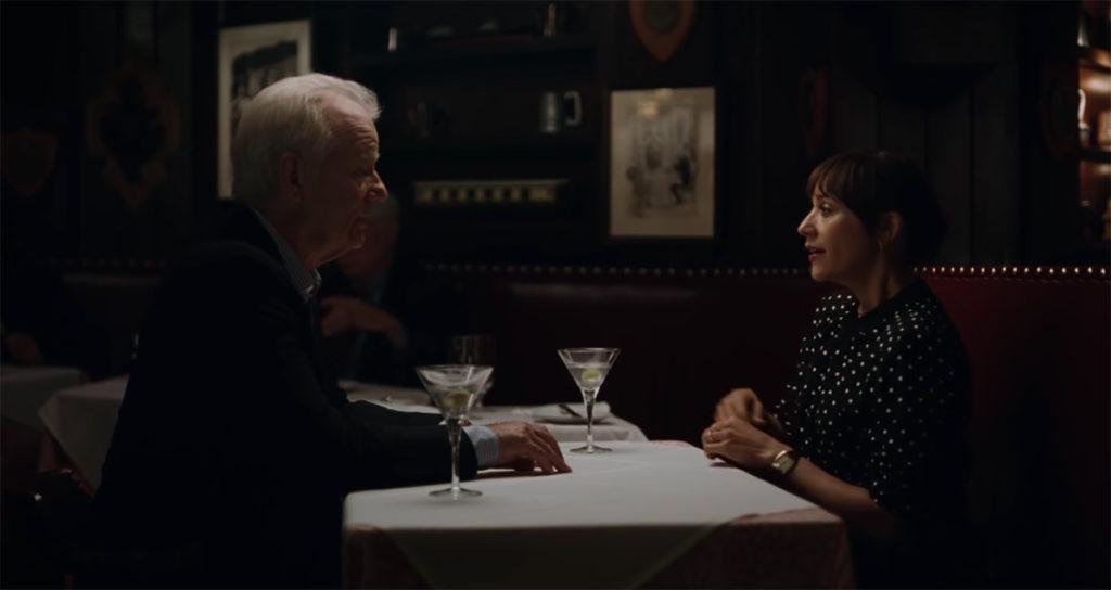Reseña de la película En las rocas de Apple Tv+