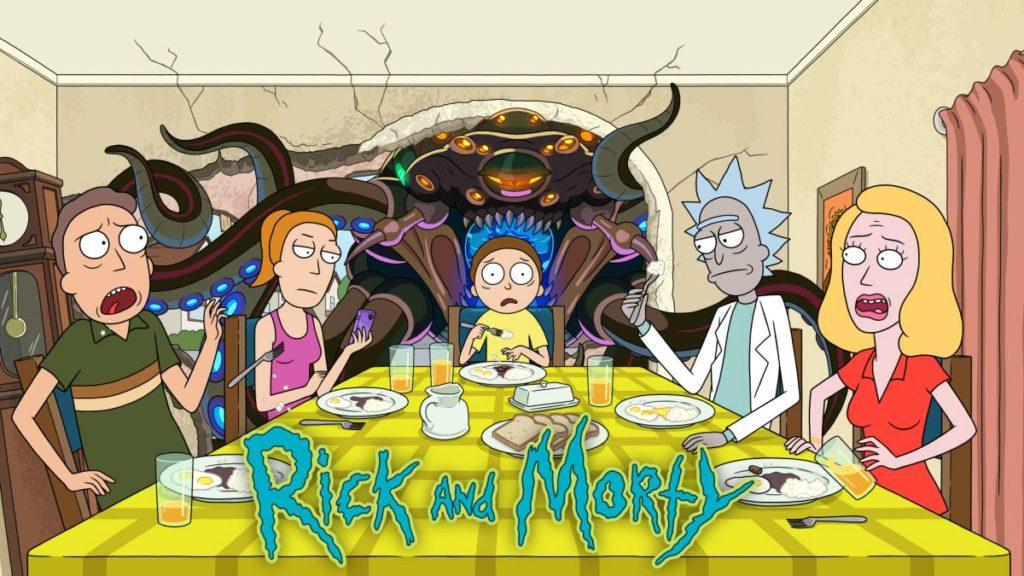 ¿Dónde puedo ver la quinta temporada de Rick & Morty?