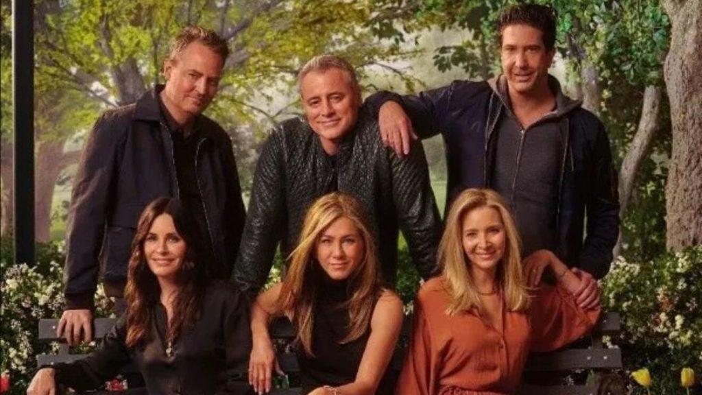 ¿De qué trata el especial de Friends Reunion?