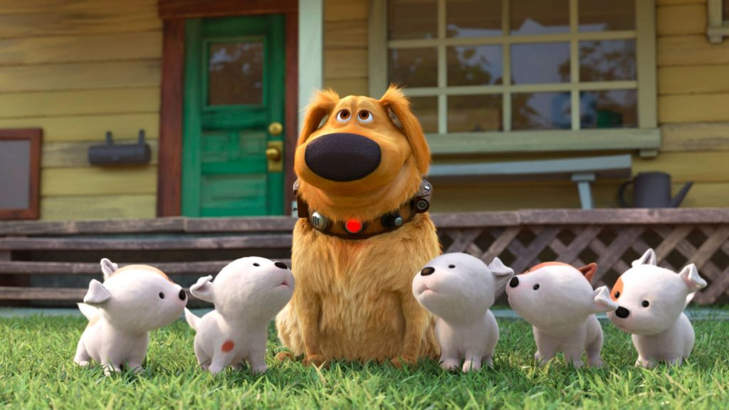 ¿Está buena la serie animada La vida de Dug de Disney+?